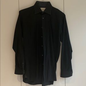 TED BAKER | Black Dress Shirt